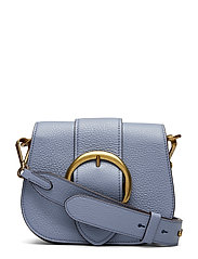 Pebbled Leather Lennox Bag - CHAMBRAY