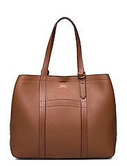 Pebbled Leather Medium Tote - CUOIO