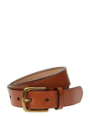 LEATHER-DRESS BELT-DRS-SNY - CUOIO