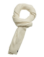 WOOL/CASH-WOOL CSH CL CABLE SC - CREAM