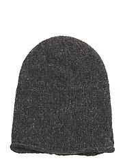 CASHMERE-CASHMERE DONEGAL HAT - BRISTOL HTHR