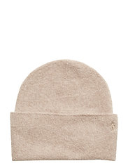 CH/NYL/LY-CASH FLTD CUFF HAT - DOE HTHR