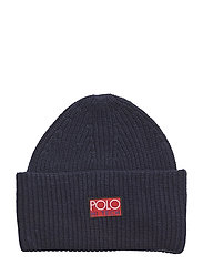 ACR/NYL/WL-POLO HI-TECH BEANIE - HUNTER NAVY