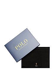 VISCOSE BLEND-SIGN BOX3-OBS - POLO BLACK