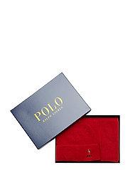VISCOSE BLEND-SIGN BOX4-OBS - RALPH RED
