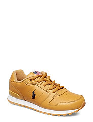 Classic Runner Leather Sneaker - HONEY