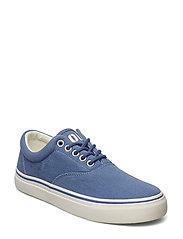 WASHED CANVAS-BRYN-SK-ATH - CAPRI BLUE