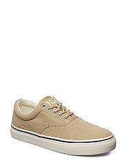 best sneakers ad81f a20ac WASHED CANVAS-BRYN-SK-ATH - COASTAL BEIGE