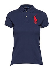 Skinny-Fit Big Pony Polo Shirt - NEWPORT NAVY