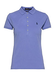 Slim Fit Polo Shirt - HARBOR ISLAND BLU