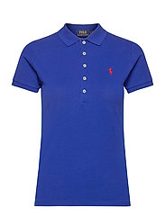 Slim Fit Polo Shirt - HERITAGE ROYAL/C3