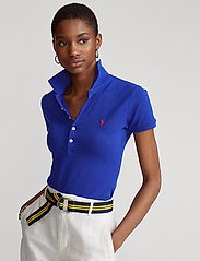 Polo Ralph Lauren - Slim Fit Polo Shirt - poloskjorter - heritage royal/c3 - 0