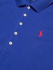 Polo Ralph Lauren - Slim Fit Polo Shirt - poloskjorter - heritage royal/c3 - 3