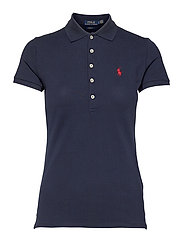 Slim Fit Polo Shirt - NEWPORT NAVY