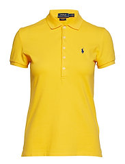 Slim Fit Polo Shirt - YELLOWFIN