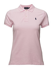Skinny-Fit Polo Shirt - COUNTRY CLUB PINK