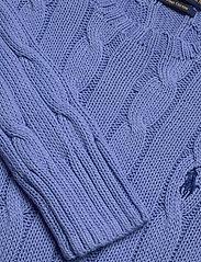 Polo Ralph Lauren - Cable-Knit Cotton Sweater - trøjer - harbor island blu - 3