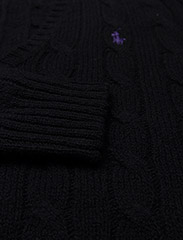 Polo Ralph Lauren - Cable Wool-Cashmere Sweater - swetry - polo black - 2
