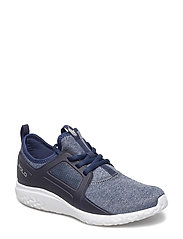 Train 150 Mesh Sneaker - NEWPORT NAVY/HEAT