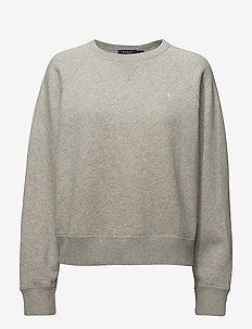 Fleece Pullover - LT SPORT HEATHER