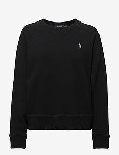 Fleece Pullover - POLO BLACK