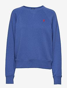 Fleece Pullover - ROYAL NAVY
