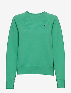 Fleece Pullover - VINEYARD GREEN