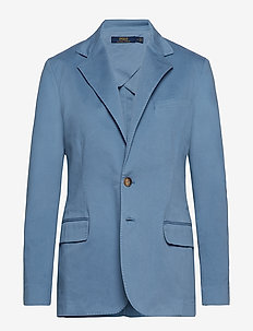 Twill Blazer - CHANNEL BLUE