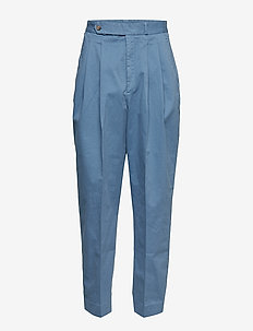 Straight Chino Pant - CHANNEL BLUE