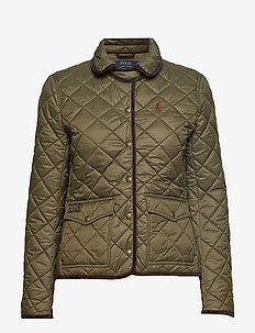 Quilted Jacket - EXPEDITION OLIVE