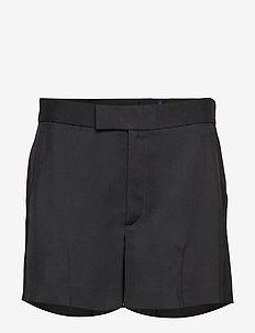 Twill Short - POLO BLACK