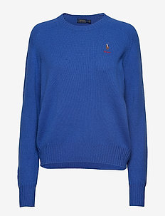 Wool Crewneck Sweater - MAIDSTONE BLUE