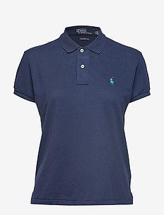 The Earth Polo Shirt - NEWPORT NAVY