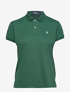 The Earth Polo Shirt - STUART GREEN