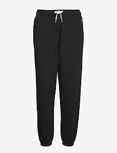Fleece Sweatpant - POLO BLACK