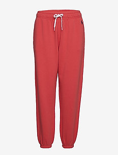 Fleece Sweatpant - SPRING RED