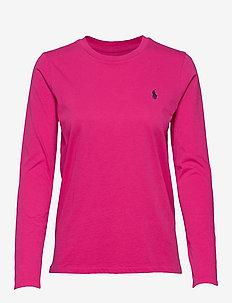 Jersey Long-Sleeve Shirt - ACCENT PINK
