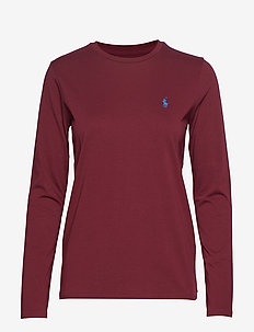 Jersey Long-Sleeve Shirt - CLASSIC WINE