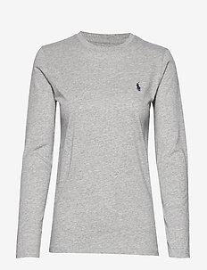 Jersey Long-Sleeve Shirt - COBBLESTONE HEATH