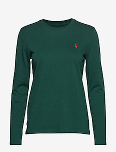 Jersey Long-Sleeve Shirt - HUNT CLUB GREEN