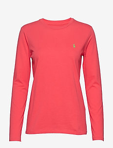 Jersey Long-Sleeve Shirt - RACING RED