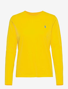 Jersey Long-Sleeve Shirt - långärmade toppar - university yellow