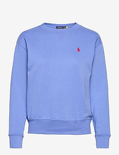 Fleece Pullover - sweatshirts - harbor island blu