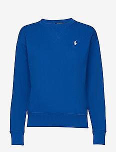 Fleece Pullover - sweatshirts - heritage blue
