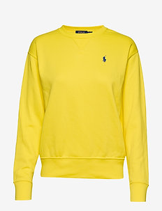 Fleece Pullover - sweatshirts - lemon crush
