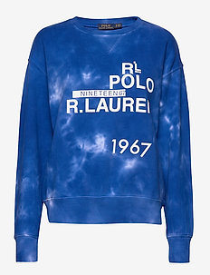 Logo Tie-Dye Sweatshirt - sweatshirts - spa royal