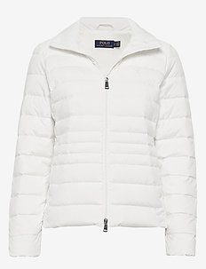Packable Down Jacket - padded jackets - warm white