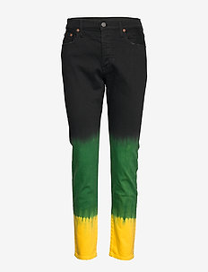 Callen High-Rise Slim Jean - OMBRE