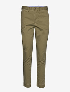 Stretch Chino Pant - SPANISH GREEN