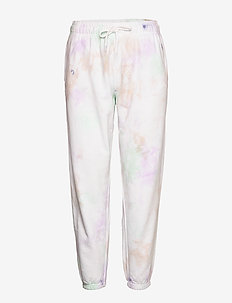 Tie-Dye Fleece Sweatpant - sweatpants - pastel paintsplat